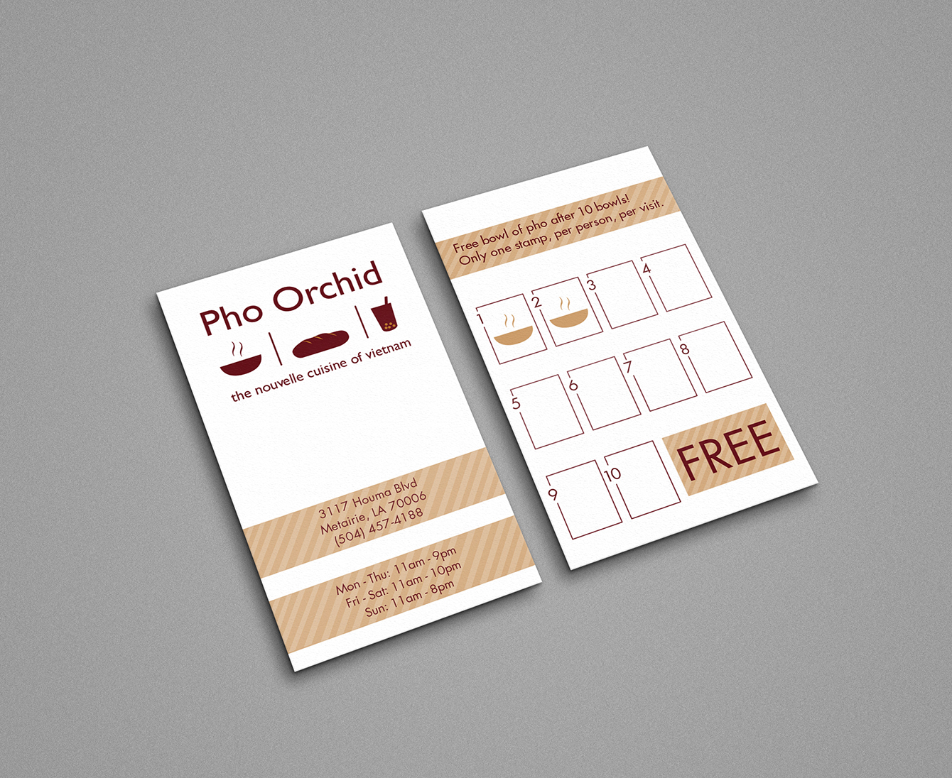 Pho Orchid Rebecca Do Graphic Designer